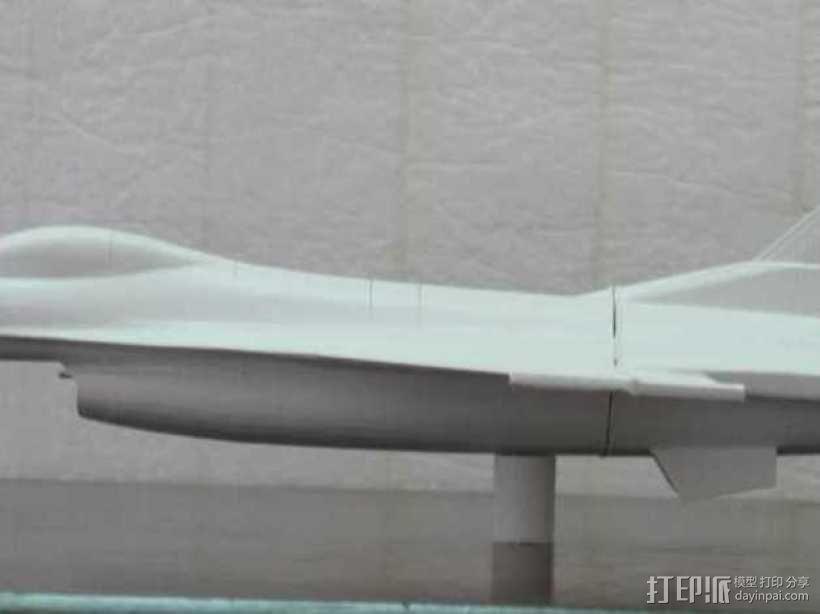 F16战斗机 3D模型  图5