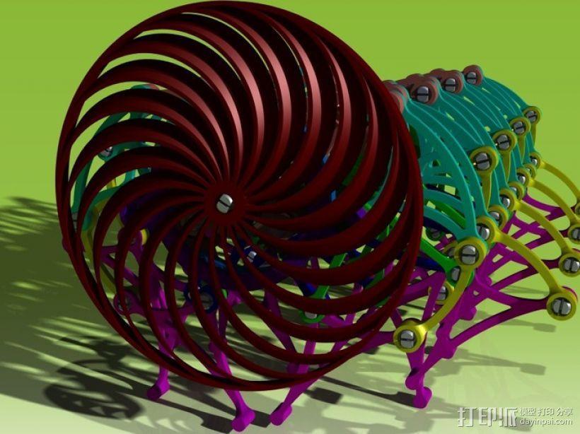迷你风扇 3D模型  图9