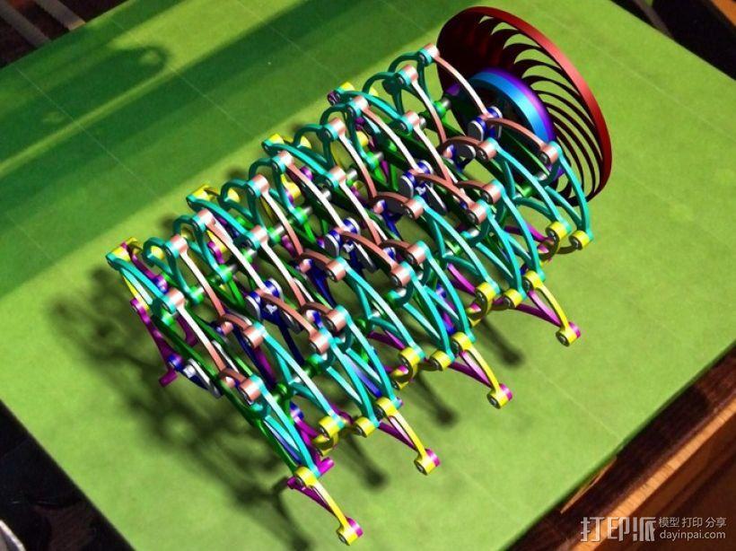 迷你风扇 3D模型  图8