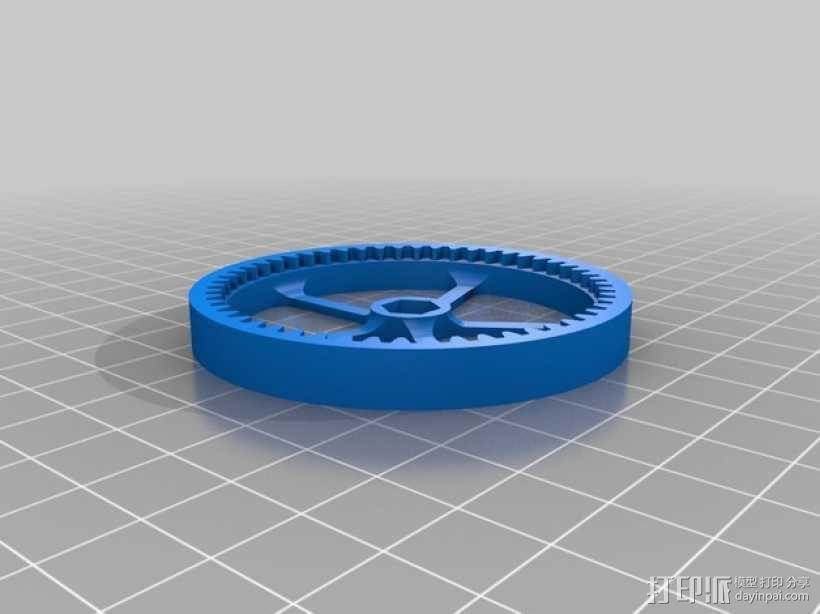迷你风扇 3D模型  图15