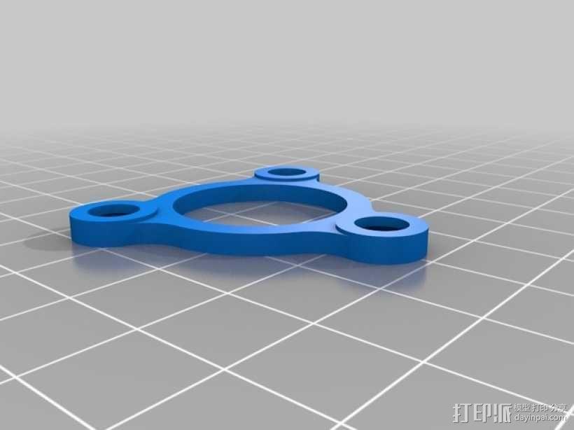 迷你风扇 3D模型  图16