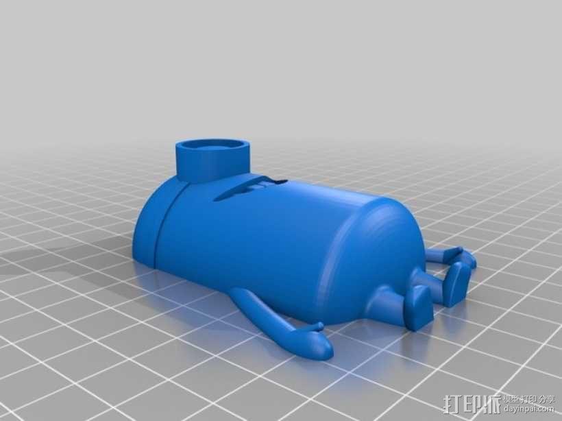 小黄人 3D模型  图17