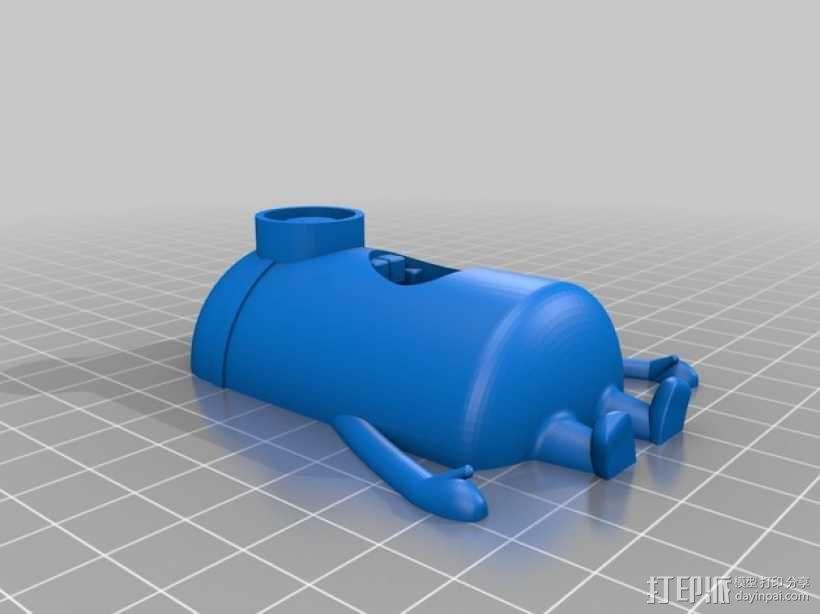 小黄人 3D模型  图16