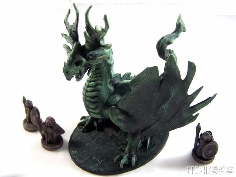 龙 模型 3D模型  图20