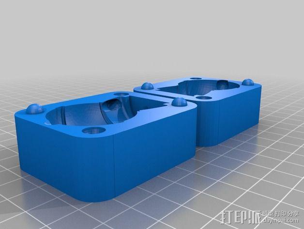 动画《南方公园》 斯坦 3D模型  图2