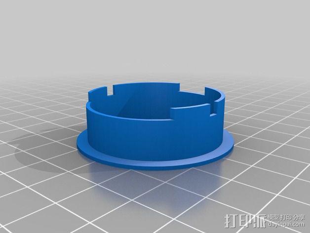 航海泛光灯 3D模型  图9