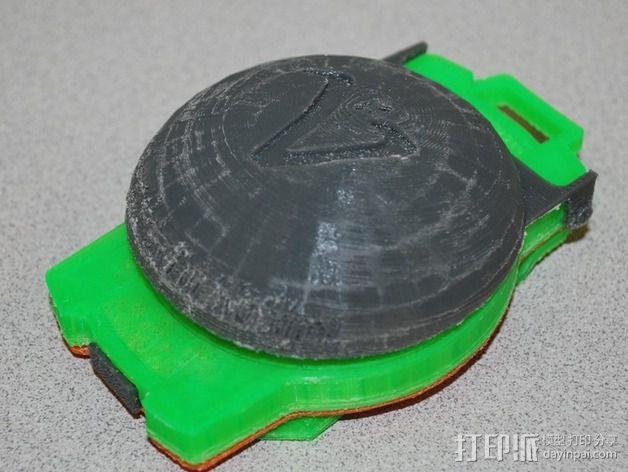 航海泛光灯 3D模型  图20