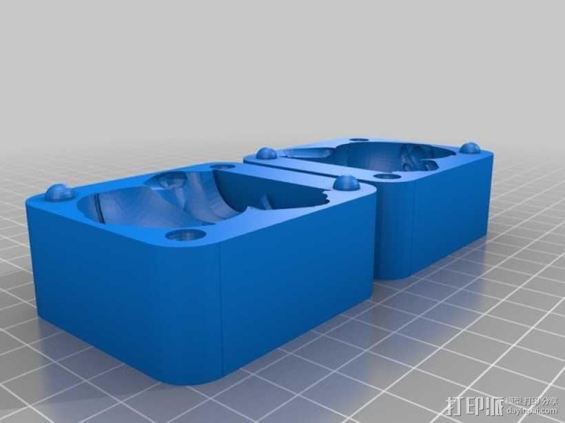 动画《南方公园》卡特曼 模具 3D模型  图2