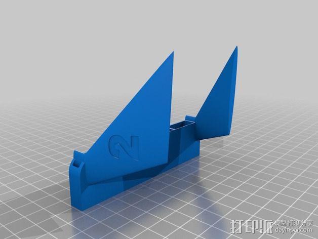雷鸟 飞行器 3D模型  图8