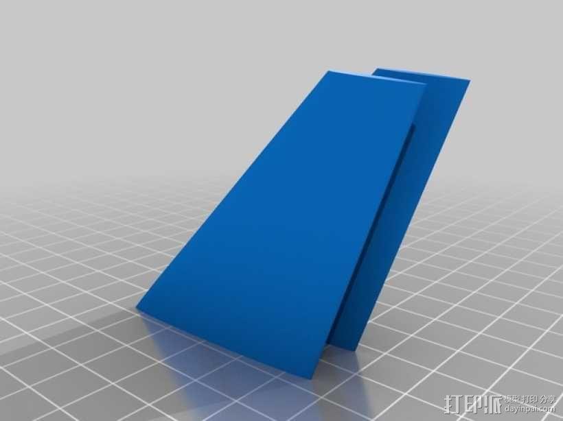 雷鸟 飞行器 3D模型  图9