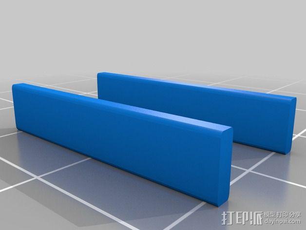 雷鸟 飞行器 3D模型  图12