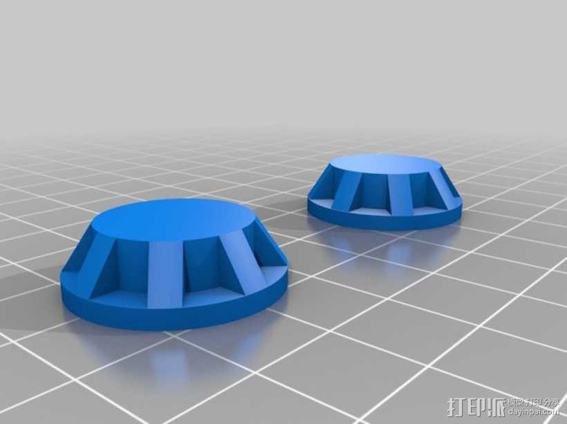 雷鸟 飞行器 3D模型  图15
