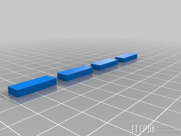 雷鸟 飞行器 3D模型  图14