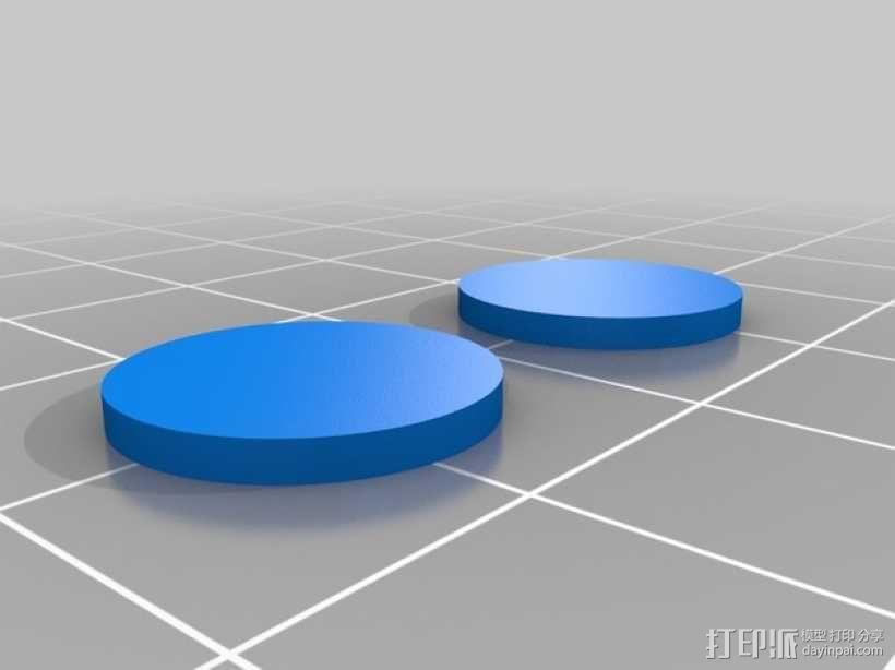 雷鸟 飞行器 3D模型  图17