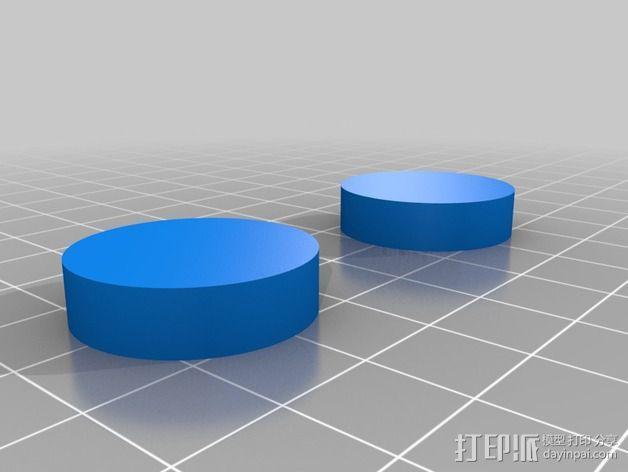 雷鸟 飞行器 3D模型  图16