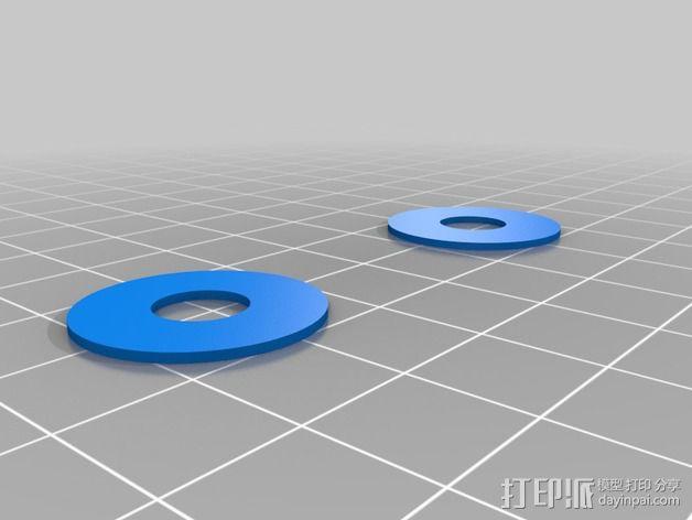 雷鸟 飞行器 3D模型  图18