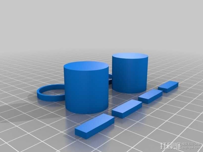 雷鸟 飞行器 3D模型  图19