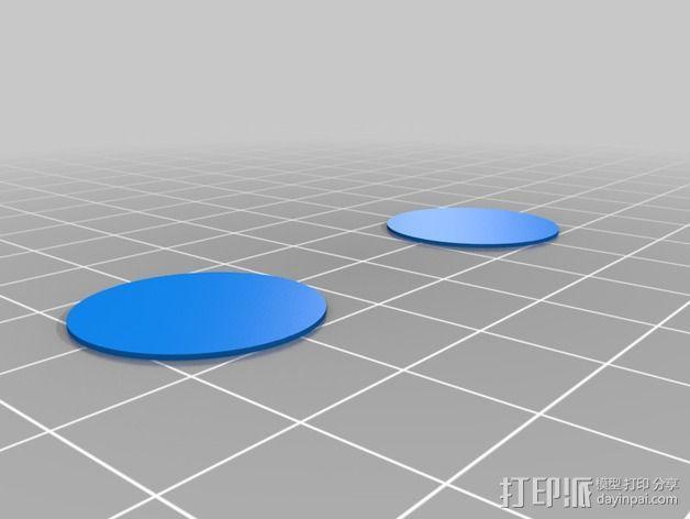 雷鸟 飞行器 3D模型  图21