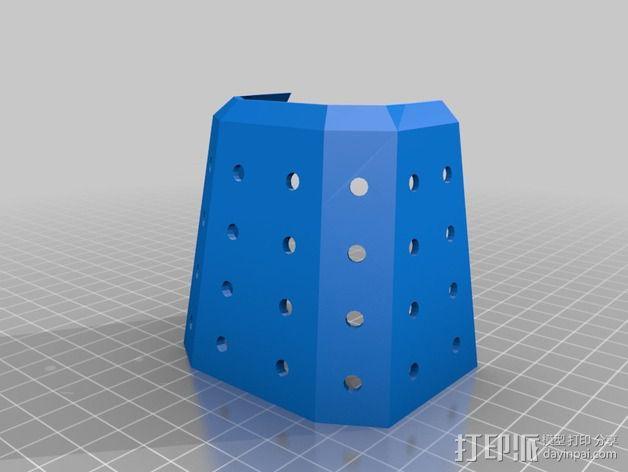 《神秘博士》戴立克 3D模型  图3