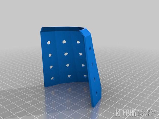 《神秘博士》戴立克 3D模型  图4