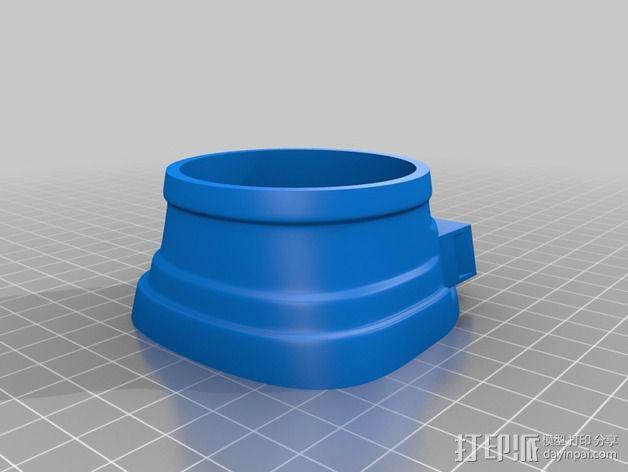 《神秘博士》戴立克 3D模型  图5