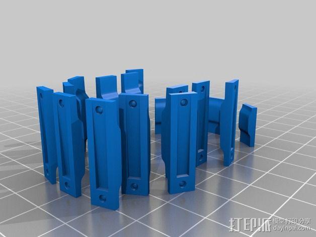 《神秘博士》戴立克 3D模型  图8