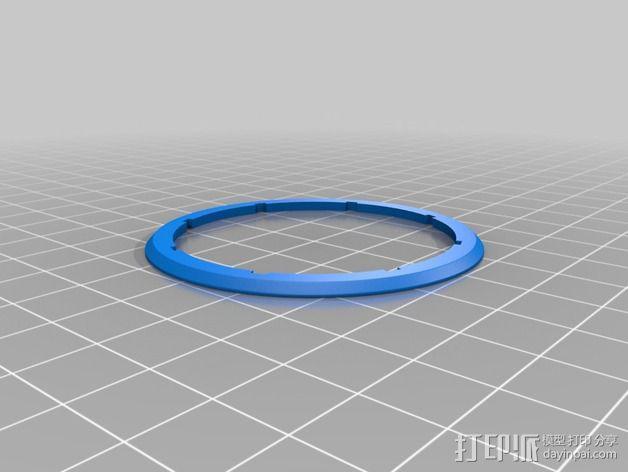 《神秘博士》戴立克 3D模型  图12