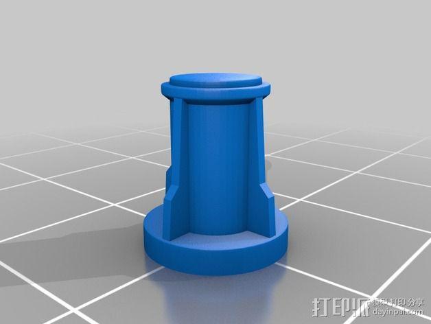 《神秘博士》戴立克 3D模型  图18