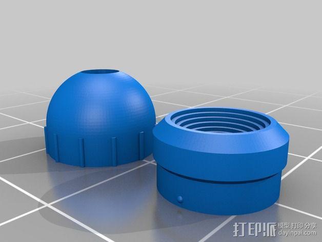 《神秘博士》戴立克 3D模型  图19