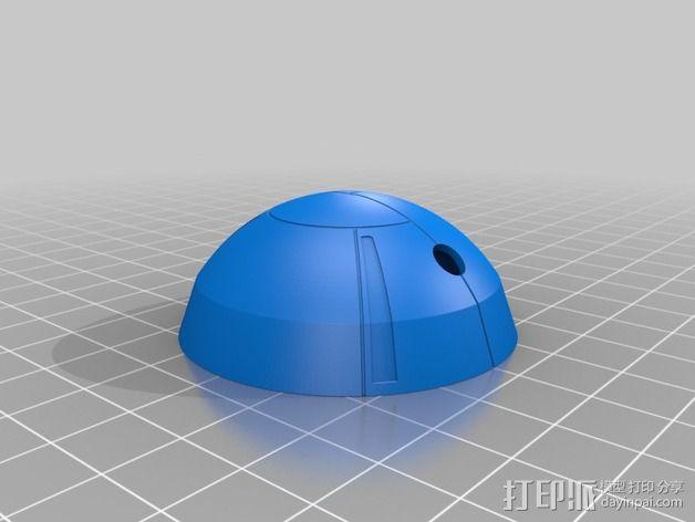 《神秘博士》戴立克 3D模型  图22