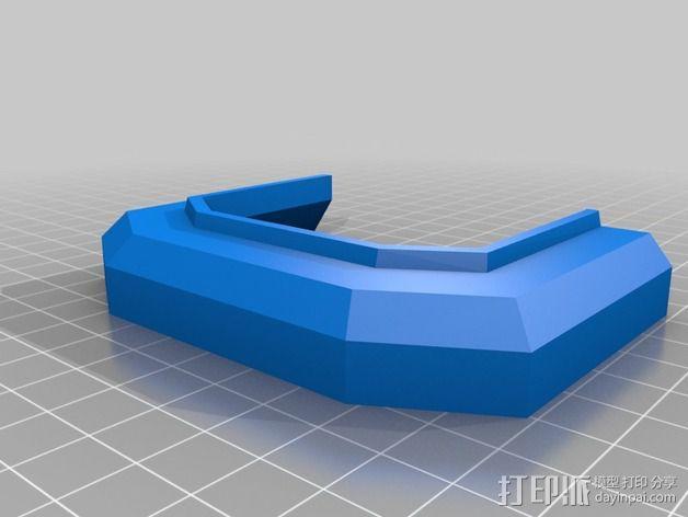 《神秘博士》戴立克 3D模型  图24