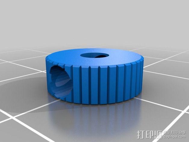 《神秘博士》戴立克 3D模型  图27
