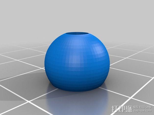 《神秘博士》戴立克 3D模型  图26