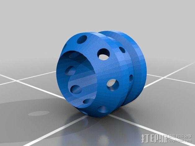 《神秘博士》戴立克 3D模型  图28