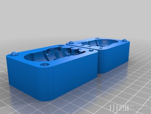 小黄人 模具 3D模型  图2