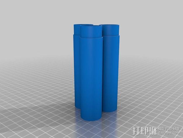 火箭 3D模型  图6