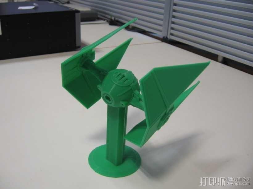 《星球大战》钛截击机 3D模型  图5