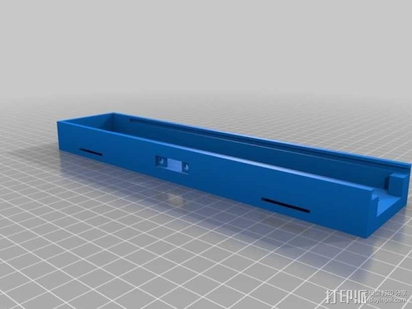 《刺客信条》袖剑  3D模型  图6