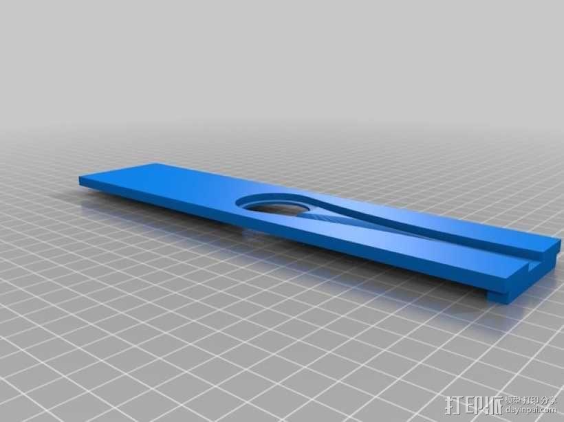 《刺客信条》袖剑  3D模型  图5