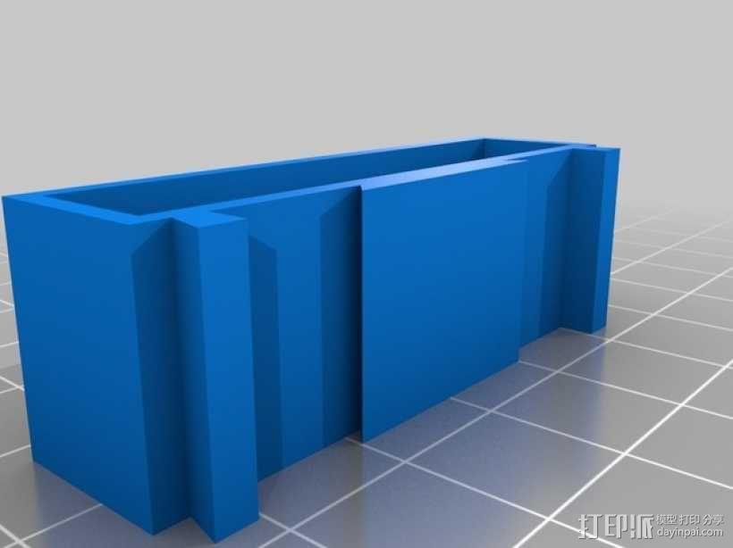 《刺客信条》袖剑  3D模型  图11