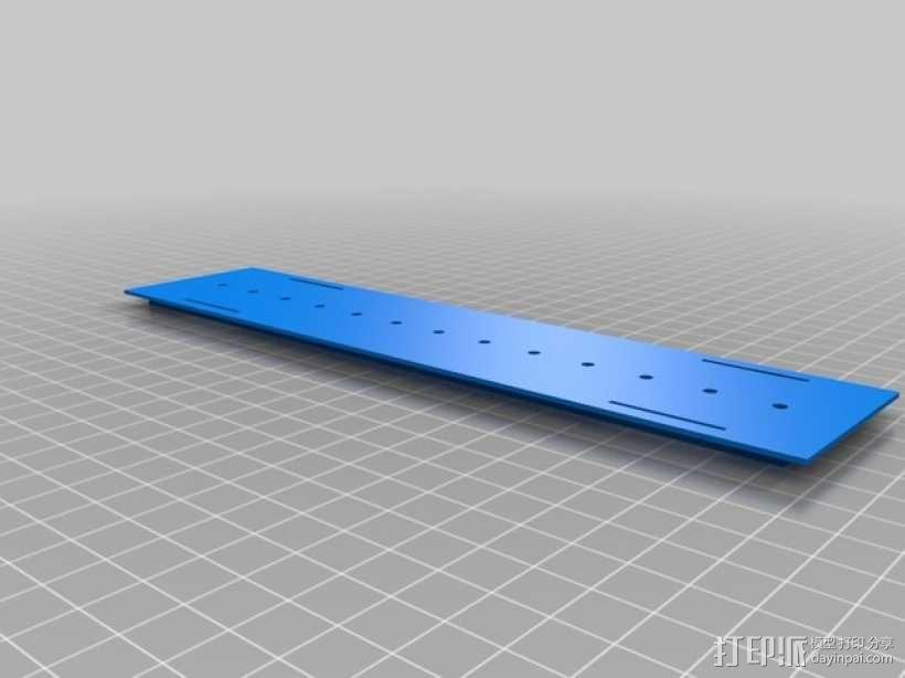 《刺客信条》袖剑  3D模型  图12