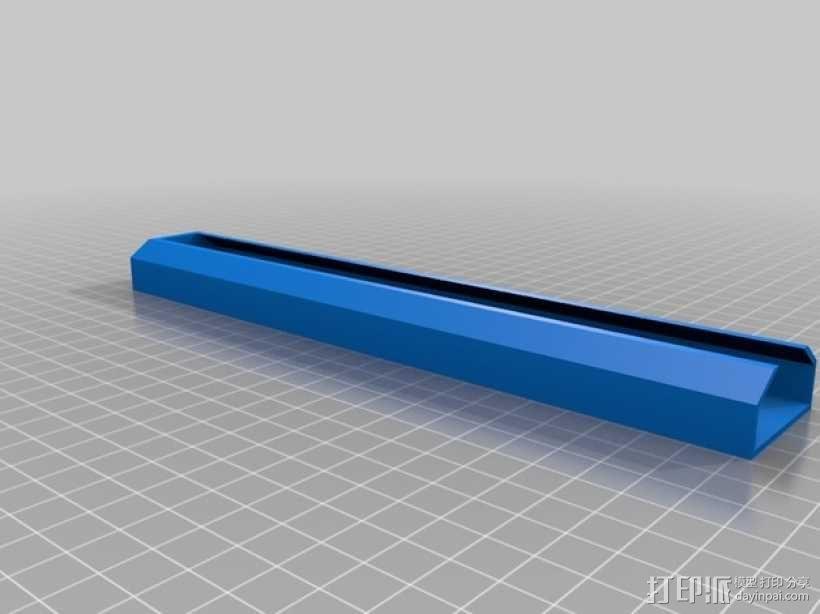 《刺客信条》袖剑  3D模型  图15