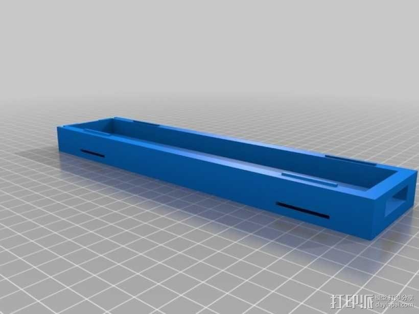 《刺客信条》袖剑  3D模型  图17