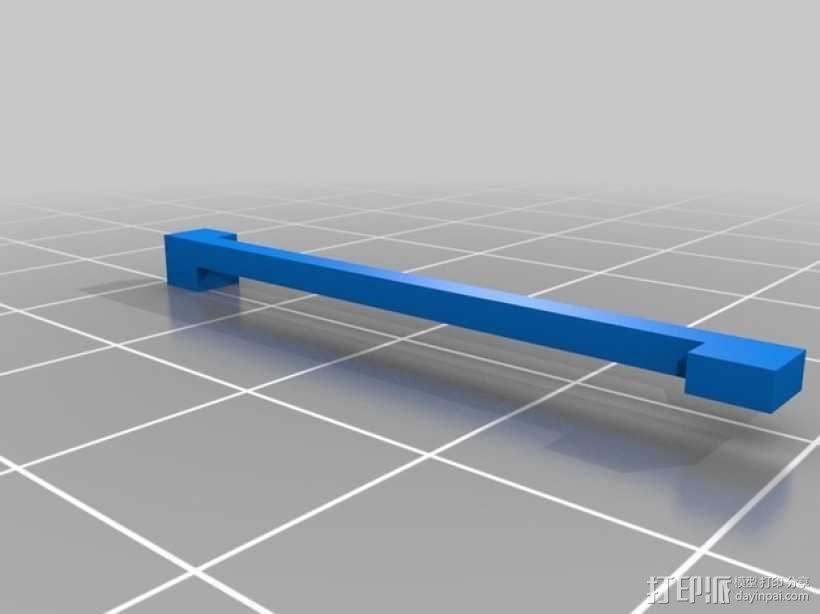 《刺客信条》袖剑  3D模型  图21