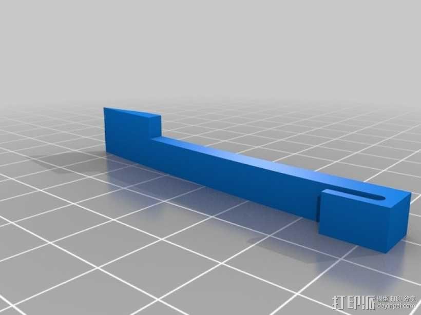 《刺客信条》袖剑  3D模型  图20
