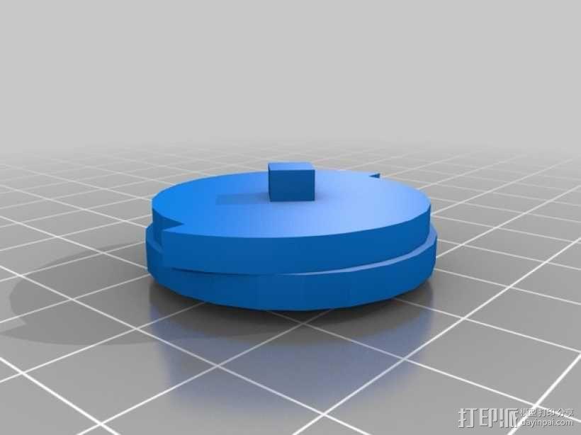 《刺客信条》袖剑  3D模型  图22