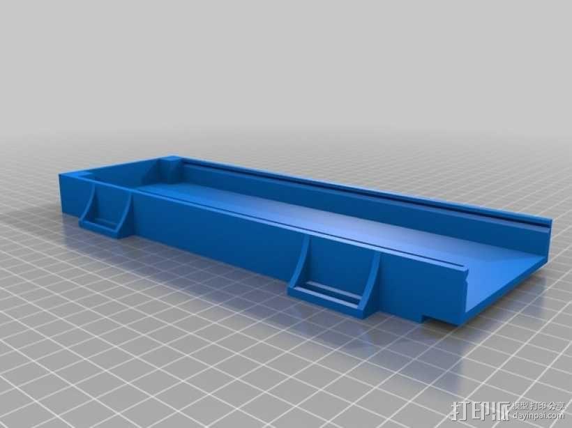 《刺客信条》袖剑  3D模型  图30