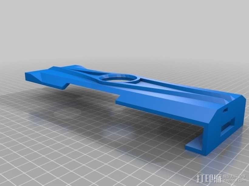 《刺客信条》袖剑  3D模型  图31