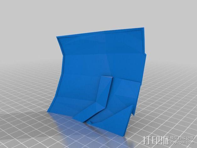 钢铁侠42前襟 3D模型  图13