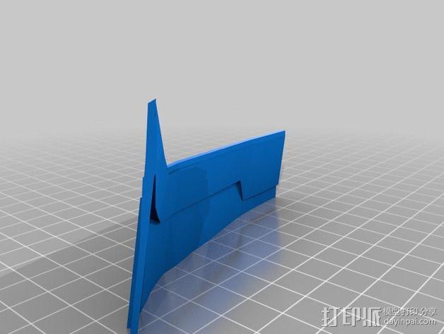 钢铁侠42前襟 3D模型  图17